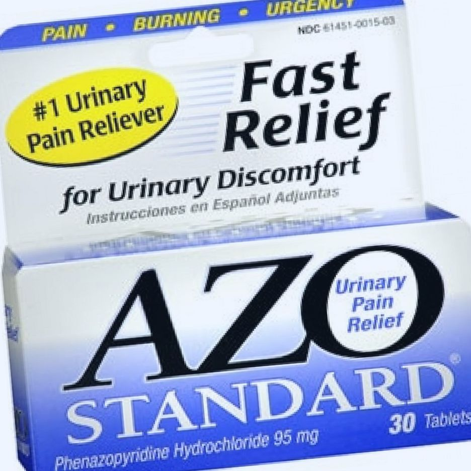 pain relief for urinary tract infection